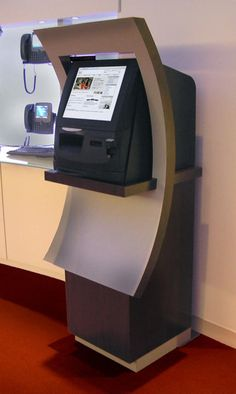 Dimensional Design   Interactive Kiosks