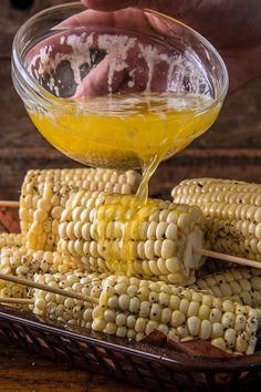 Pellet Grilled Corn on the Cob | Pellet grill recipes ...