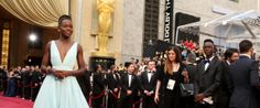 Lupita Nyong'o Oscars Photos Should Win Another Oscar