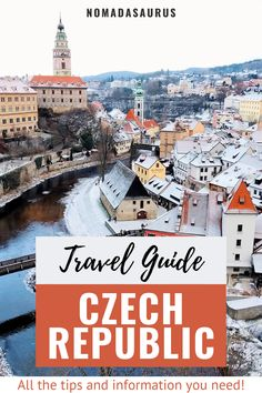 Everything you need to know about planning travel to Czech Republic in our epic destination guide.   #CzechRepublic #travel #Travelplanning #travelguideczechrepublicThings to do in Czech Republic, Places to visit in Czech Republic, Where to go in Czech Republic, What to do in Czech Rep, Bolivia Tips and Information, Travel Czech Republic, Czech Republic Travel, Czech Republic Attractions, Attractions in Czech Republic Prague Castle, Public Transport, Czech Republic, Where To Go, Time Travel, Old Town, Travel Guides, Trip Planning, Adventure Travel