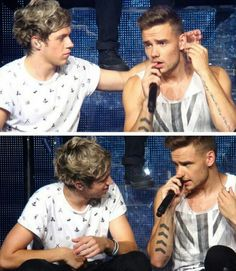 Niall and Liam Naill Horan, Liam Payne, Louis Tomlinson, Cool Bands, One Direction, Cute Boys, Boards, Singer, Guys