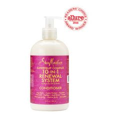 Shea Moisture - Super Fruit Complex - 10-IN-1 Renewal System Conditioner w/ Marula Oil & Biotin
