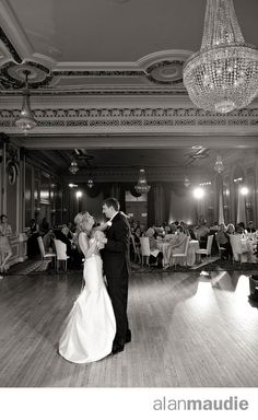 Ceremony In The Alberta Room At Fairmont Palliser Hotel Calgary AB Photography Around