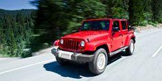 Jeep Wrangler in Canada - jeep.ca