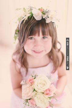 adorable flower girls. | CHECK OUT MORE IDEAS AT WEDDINGPINS.NET | #weddings #flowergirls #ringbearers