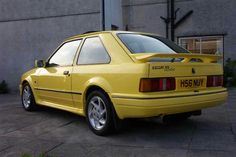 Ford Rs, Car Ford, 1990s Cars, Ford Motorsport, Ford Escort, Sexy Cars, Jdm, Classic Cars, Vehicles