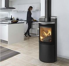 Hwam 3220 Stove with Stone top