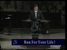 Run For Your Life - Carter Conlon (Full Sermon)