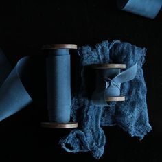 Sapphire is a deep rich saturated blue. Our colors are created from sustainably sourced and harvested Plant Dyes. Plant Dyes are more subtle and complex than those created by synthetic dyes. You are p