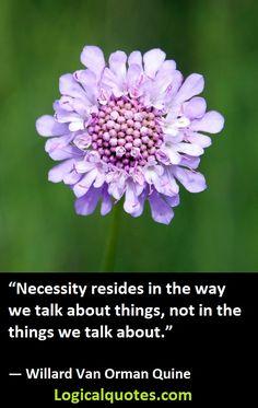 Inspirational Willard Van Orman Quine Quotes
