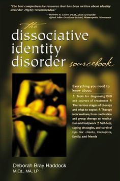 Dissociative Identity Disorder Sourcebook / Haddock