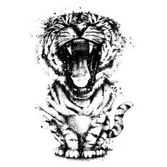 Baby Tiger    From RIPT Apparel