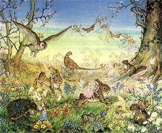 molly brett art | Fairy Time - Molly Brett