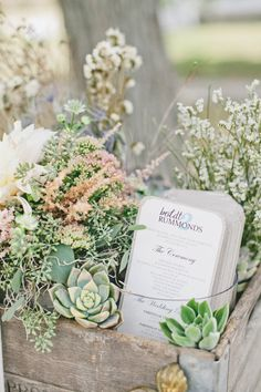 Rustic Olympias Valley Wedding  Read more - http://www.stylemepretty.com/2013/12/20/rustic-olympias-valley-wedding/