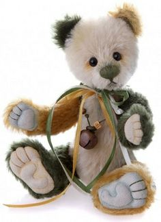 Tiddler, Minimo Bear by Charlie Bears™