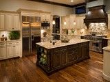 Olentangy Falls ~ Delaware, OH - contemporary - kitchen - cincinnati - by Weaver Custom Homes