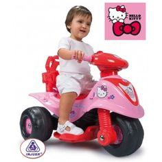 Trimoto Hello Kitty en http://www.tuverano.com/trimotos/420-trimoto-hello-kitty.html