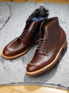 Made By ALDEN SHOES. From Alden of New England 185c34238