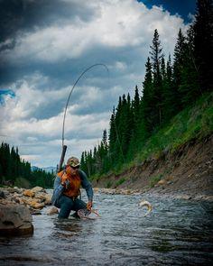 """42 Likes, 1 Comments - Fishing (@fishing_love_gram) on Instagram: """"Backflips @orvis via: @facelessflyfishing Follow @fishing_love_gram for more Love to tag?…"""""""