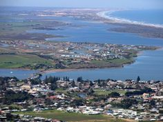 Goolwa, South Australia is the township at the mouth of the Murray River, (Australia's largest river). Adelaide Sa, Adelaide South Australia, Western Australia, Australia Trip, Australia Living, Murray River, Tasmania, Capital City, Wonders Of The World