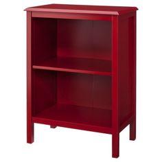 "Threshold™ Windham 2-Shelf BookcaseDimensions: 30.25 "" H x 22.5 "" W x 12.4 "" D 62.99"