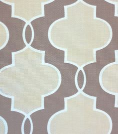Beautiful neutral upholstery weight fabric...