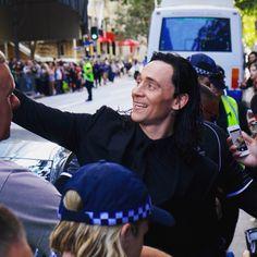 Tom Hiddleston on the set of Thor: Ragnarok in Brisbane, Australia on August 22, 2016. Source: http://contains-cinnamon.tumblr.com/post/149361197617/peskipixi-maneth985-thetwotees-tom