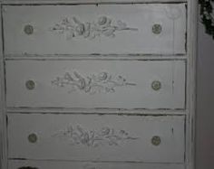 Image result for shabby chic wood appliques