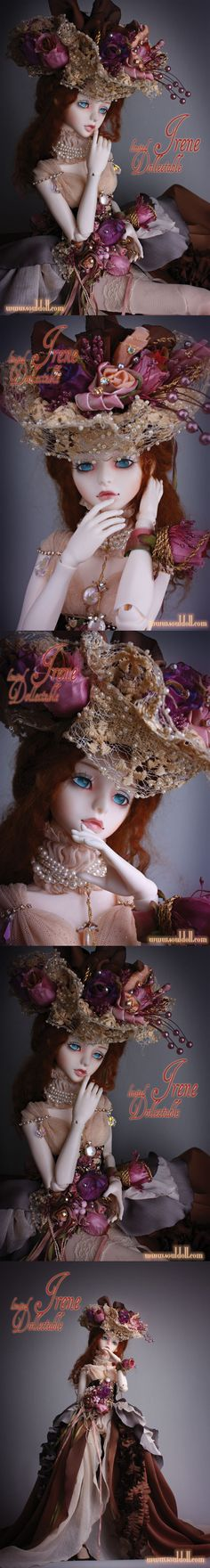 Love these colours *Special ball jointed doll for you, SOULDOLL*