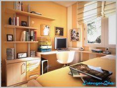 Genç odası dekoru - http://www.dekorasyonadresi.com/genc-odasi-dekoru/