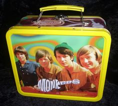Love these old metal lunch boxes