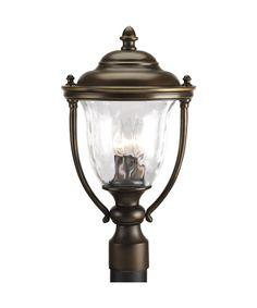 Progress Lighting P5484 Prestwick 3 Light Outdoor Post Lamp
