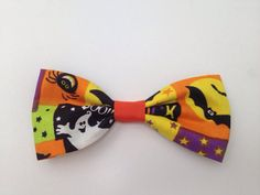 Halloween Adjustable Dog or Cat Collar Bow Tie  by AllAboutMadison, $5.00