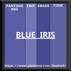 pantone seasonal color swatch azure blue | color thesaurus, color