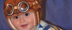Artist Turns Babies' Head-Shaping Helmets Into Impressive Works Of Art