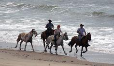 Uruguay Beach Coastal Trail Riding Holiday