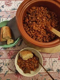 Baked Beans, three cooking methods | THE COOKING SPOON Slow Cooker Beans, Cooking Spoon, Baked Beans, Stove, Baking, Vegetables, Breakfast, Food, Morning Coffee
