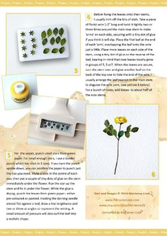 Tutorial♥Roses Marianne Cook-part 3 of 3 www.scribd.com/embeds/215663924/content    ?32-4c87f606b1