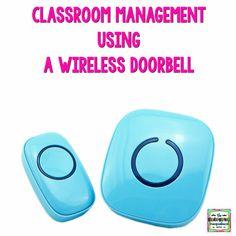 My FAVORITE Classroom Management Tool! | The Kindergarten Smorgasboard