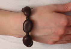 Simple and Natural Fair Trade Bracelet Eco by EducationAndMore, $12.00