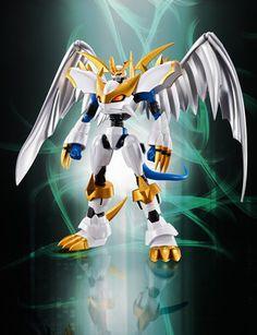 Digimon Imperialdramon Paladin Mode S.H. Figuarts on Crunchyroll