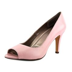 Easy Spirit PEEP TOE PUMP Women PeepToe Heels MAHOGANY ROSE LE9 *** Click the image to find out more