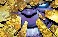 Free Comic Book Day 2013: A Sneak Peek of Marvel's Infinity  Thanos Means Business