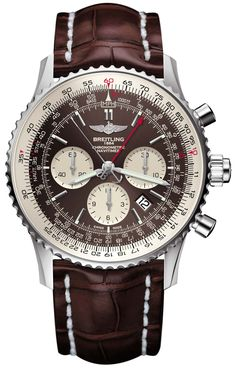 875a1f7892e Breitling presents a new member of the famed Breitling Navitimer collection  with a in-house-made Caliber automatic split-second chronograph.
