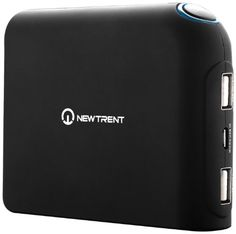 Best seller New Trent iGeek - 11200mAh External Battery Charger for Smartphones and Tablets (IMP99D/NT99D)