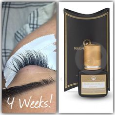 Best eyelash extension adhesive I've ever tried! 8-9 week retention love this!