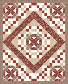 Free Five-Yard Quilt Patterns