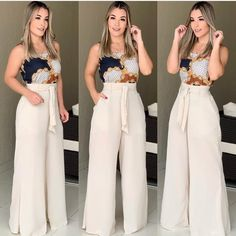 Low Cut Bodysuit, Classy Outfit, Look Fashion, Womens Fashion, Warm Dresses, Long Jumpsuits, Work Attire, The Dress, Chic Outfits
