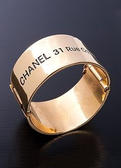 I thought this was a ring when I saw it from a distance. It's a cute cuff, though.