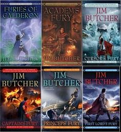 Jim Butcher's Codex Alera...wonderful series.  I was so sorry when it was over!